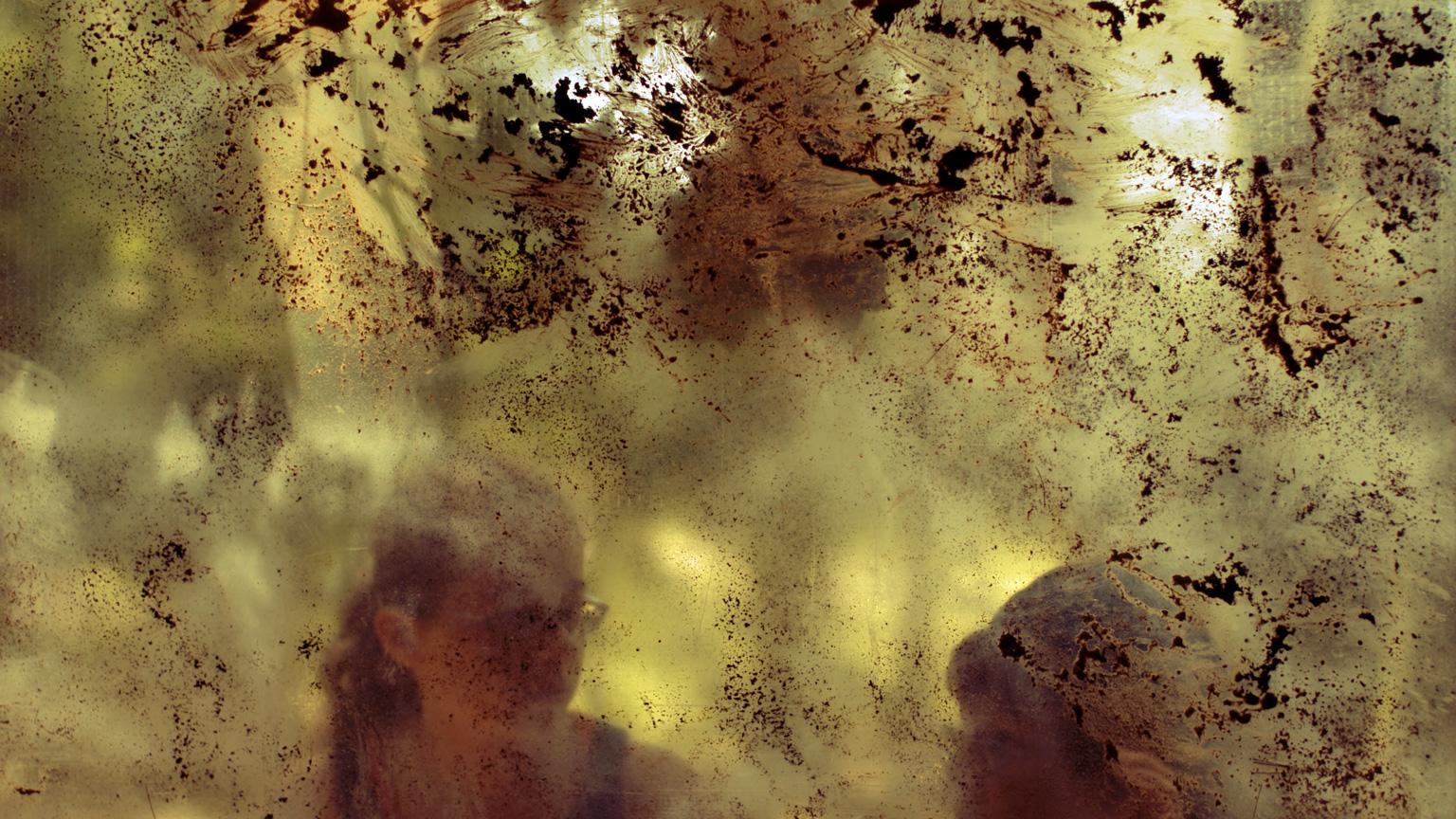 Conspiracy of Silence, Window 5 #464, 2009, C-Print