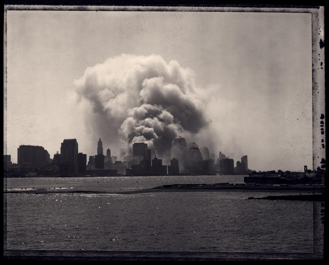 9/11/01, Gelatin Silver Print