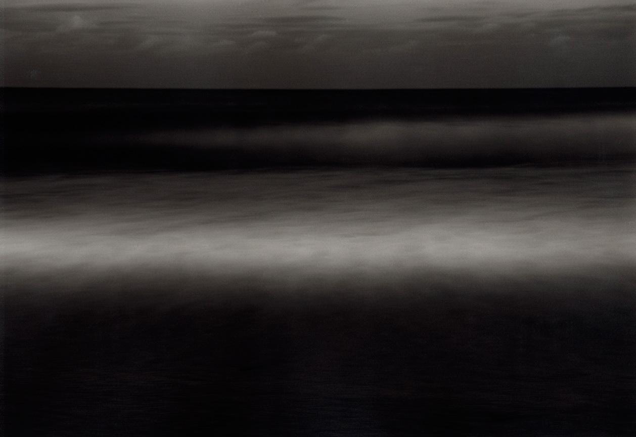 Ocean, 1998, Gelatin Silver Print