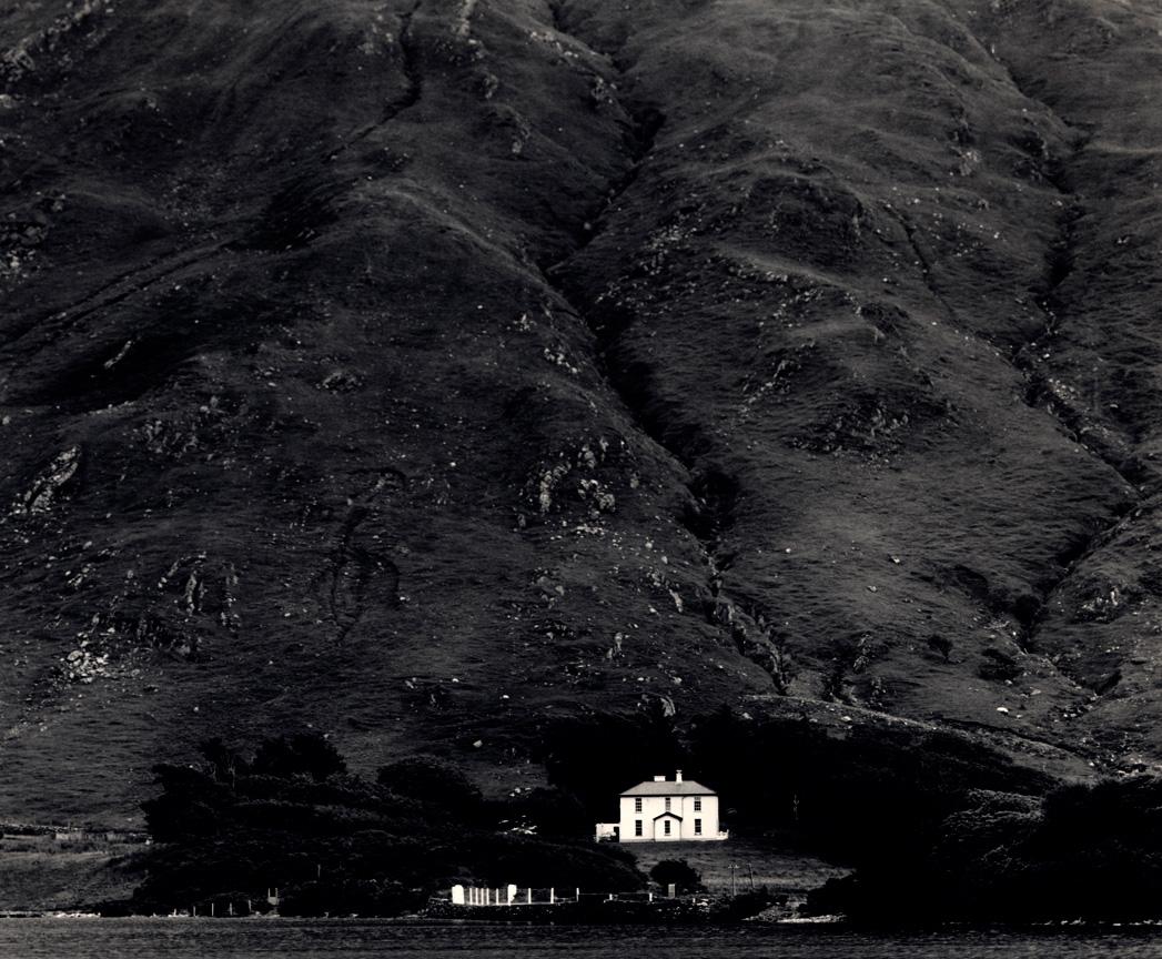 Big House, 2003, Gelatin Silver Print
